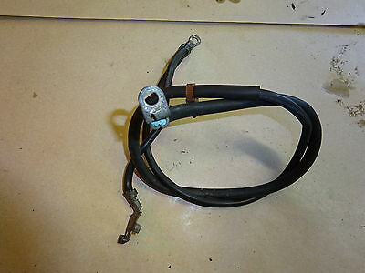 1998 Honda 250 Fes Foresight Negative Battery Lead