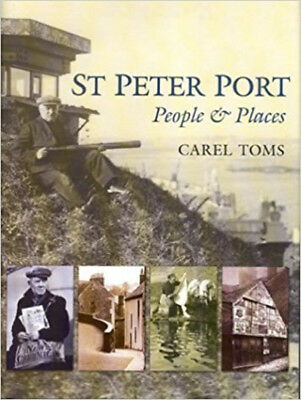 St Peter Port, New, Toms, Marie Book
