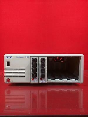 EXFO IQ-206 Expansion Unit w/Two IQ-1200 4 CH Power Meter Modules