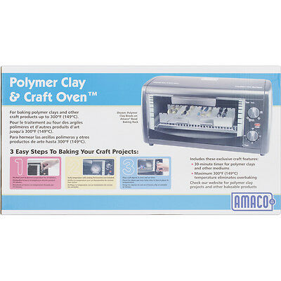 Polymer Clay & Craft Oven-