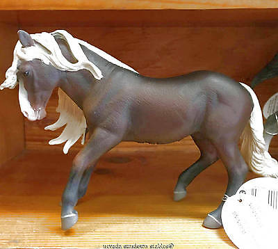 Breyer Horse Collectables New Corral Pals Black Forest Horse Stallion
