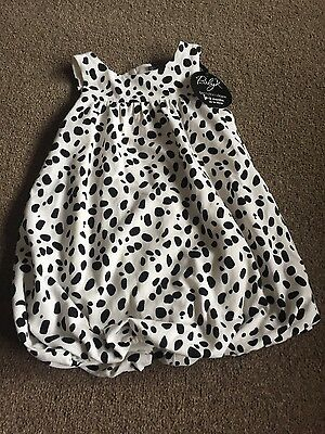 NEW Mothercare Baby K by Myleene Klass DRESS 9-12 months