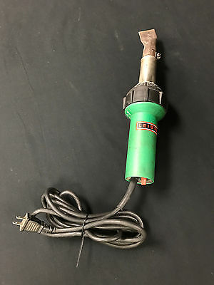 Leister Hot Air Blower Type Triac S CH-6060 Sarnen Plastic Weld Tool Nice NR