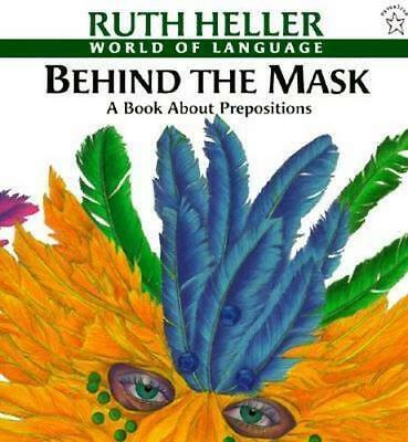 NEW Behind the Mask By Ruth Heller Paperback Free Shipping
