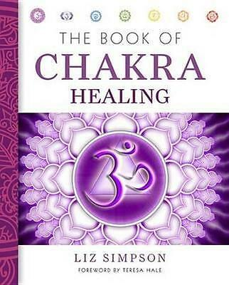 NEW The Book of Chakra Healing By Liz Simpson Paperback Free Shipping