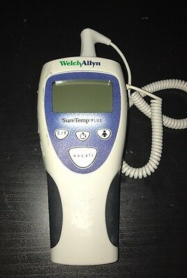 Pre-owned Welch Allyn SureTemp Plus 692 With Oral Probe