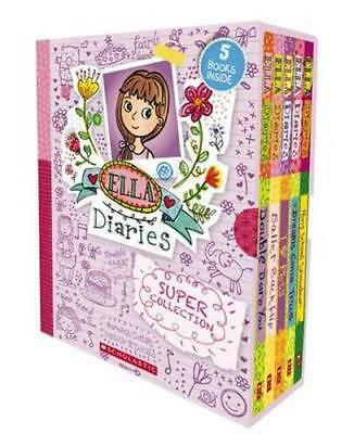 NEW Ella Diaries Super Collection By Meredith Costain Paperback Free Shipping
