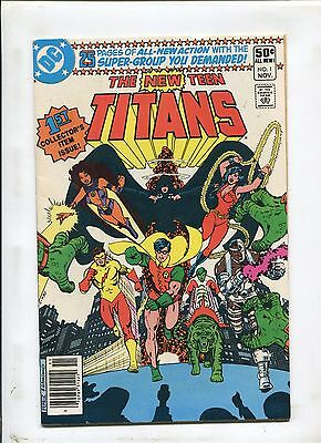 The New Teen Titans #1 (7.0)