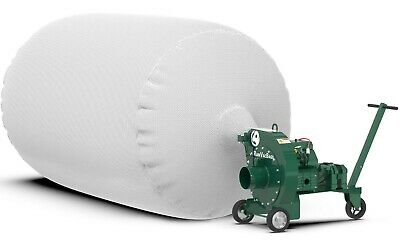 20 INSULATION REMOVAL VACUUM BAGS - PRO-350 RamVacBags  HOLDS 350 LBS - $8/Bag