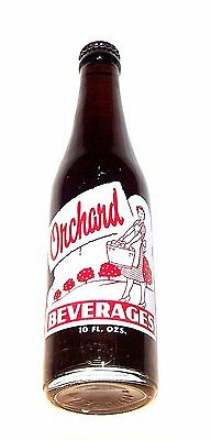 Full Orchard Grape ACL Soda Pop Bottle Can Flat Top Coca Cola Arkansas Beer Ofr
