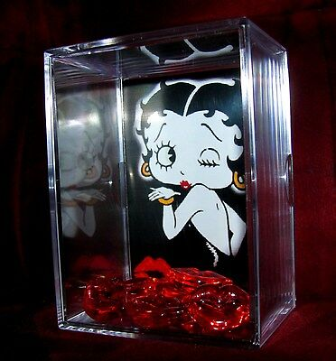 Betty Boop collectible (Inspired By) Kisses Display....BRAND NEW/SMOKE FREE