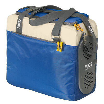 32L Thermo Electric Cool Bag 32 Litre 12V Camping Soft Cooler - MobiCool MB32DC