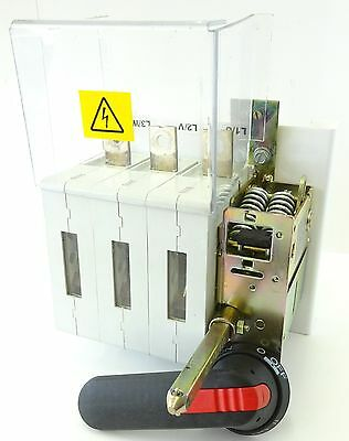 ABB OETL 400D1 Lasttrennschalter Switch Disconnector Load-Break Switch 500A