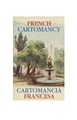 French Cartomancy Lenormand Oracle Cards (Lo Scarabeo), brand new!