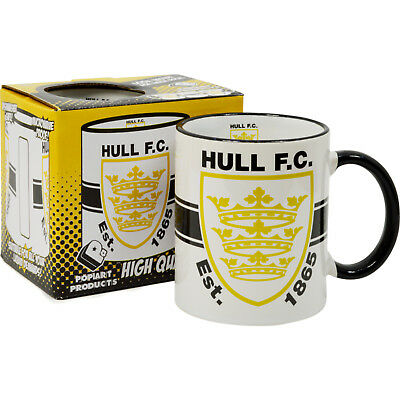 Hull FC Mug Rugby League Coffee Tea Cup merchandise gift for fan