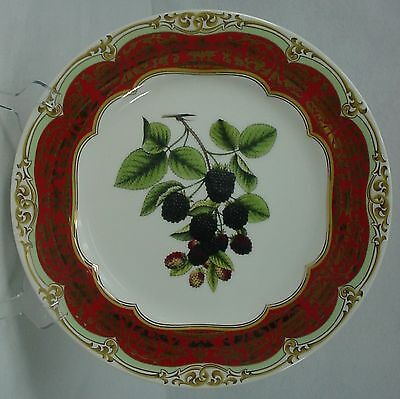 SADEK china WINTERTHUR FRUIT patten DINNER PLATE 10-5/8""
