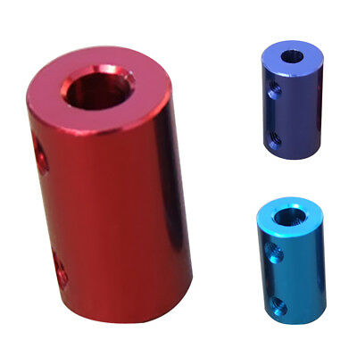 2/3/4/5/6/8mm Aluminum Flexible Shaft Coupling Rigid Coupler Motor Connector