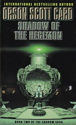 Shadow of the Hegemon by Orson Scott Card (Paperback) New Book