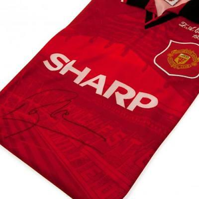 Manchester United F.C. Keane Signed Shirt