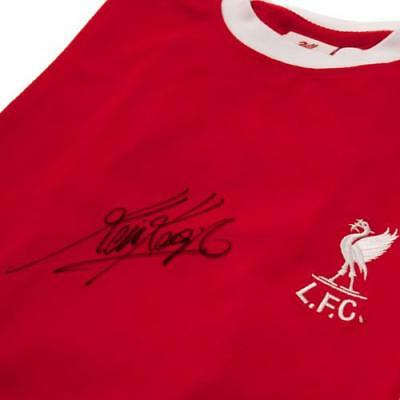 Liverpool F.C. Keegan Signed Shirt