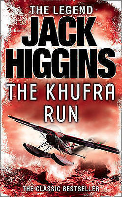 The Khufra Run by Jack Higgins (Paperback) New Book