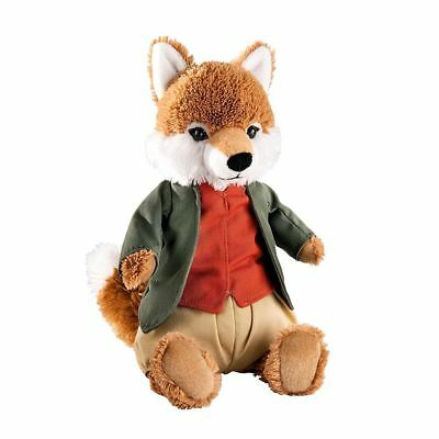 Official Beatrix Potter Mr. Tod Plush Soft Toy - - Large New Vintage Retro