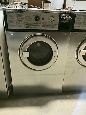 Wascomat W74 Single Phase Washer (As Is)