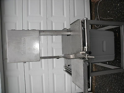pre-owned Hobart meat saw cutter butcher bansaw
