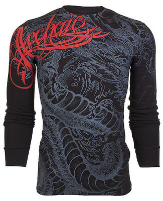 Clothing shoes accessories picclick for Mens affliction t shirts