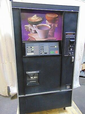 Automated Products 203 Coin Operated Single Cup Hot Beverage Drink Coffee Maker