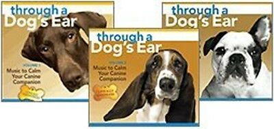 Calm Your Canine Series (3-CD set) [Audio CD] Through a Dog's Ear; Various and N