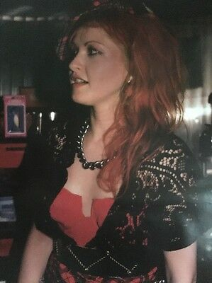 Cindy Lauper Original Vintage Poster Pin-up 1984 Music Memorabilia 80's Girls