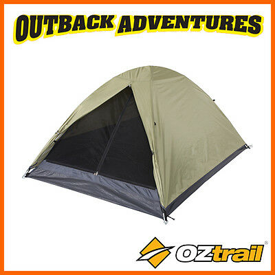 OZtrail FESTIVAL 2 MAN PERSON CAMPING DOME TENT 2P