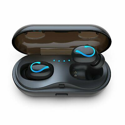 Bluetooth Headset Mini TWS Twins Wireless In-Ear Stereo Earphones Earbuds