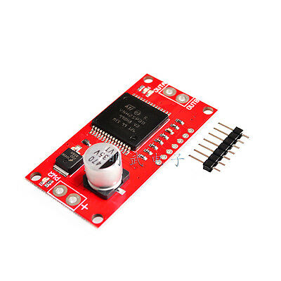 1PC Mini VNH2SP30 Stepper Motor Driver Monster Moto Shield module 30A For Arduin
