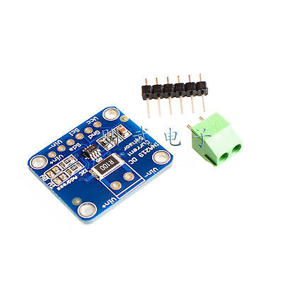 1PC INA219 I2C Bi-directional DC Current Power Supply Sensor Breakout Module
