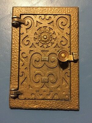 Antique Brass Door Peep Hole