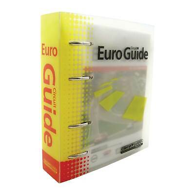 Euro Circuit Race Racing Track Guide Book - Nurburgring / Le Mans / Silverstone
