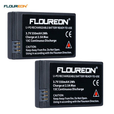 2x 550mAh 3.7V 2wh Lipo Rechargeable Battery for Parrot MiniDrone Rolling Spider