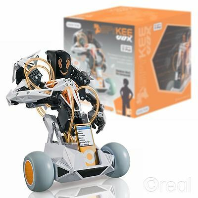 New Meccano Spykee Vox Voice Recognition Interactive Robot Electronic Official