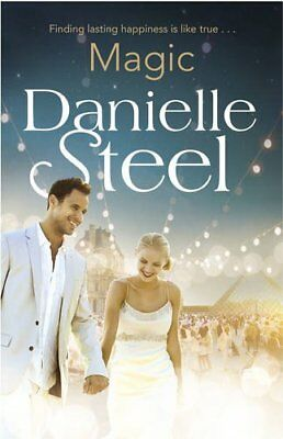Magic by Steel, Danielle Book The Cheap Fast Free Post