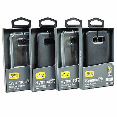 Genuine Otterbox Symmetry Slim Hard Case Cover For Samsung Galaxy S8 & S8 Plus