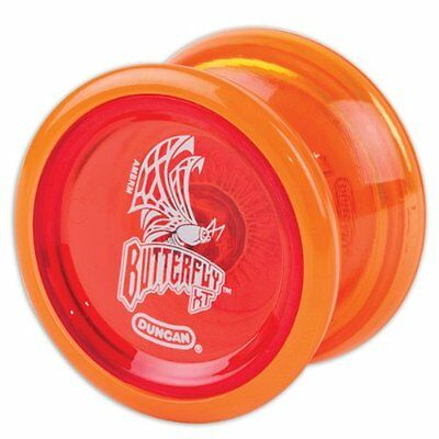 Butterfly XT Yo Yo for Beginners with Ball Bearing Axle for Long Spin Time and D