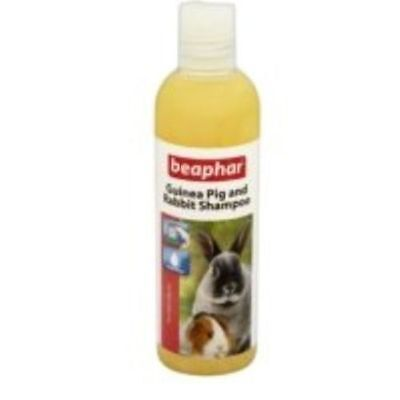 Beaphar Rabbit and guinea pig shampoo 250ml