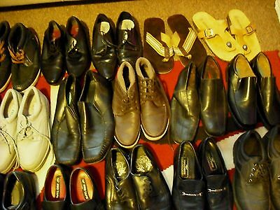Job Lot 42 Mens Shoes, Trainers & Sports Shoes all listed