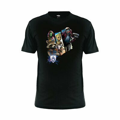 Guardians of the Galaxy Vol. 2 T-Shirt Team