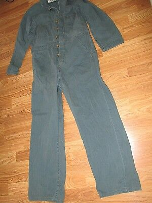 * UNIVERSAL OVERALL'S  - STONECUTTER - Men's 42 - GREAT Condition!  USA