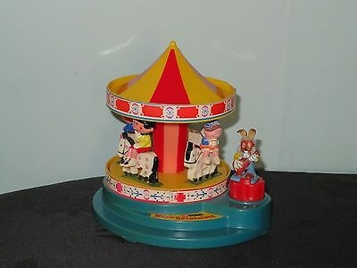 Corgi Toys Model: Magic Roundabout Musical Carousel. Vintage 1970's