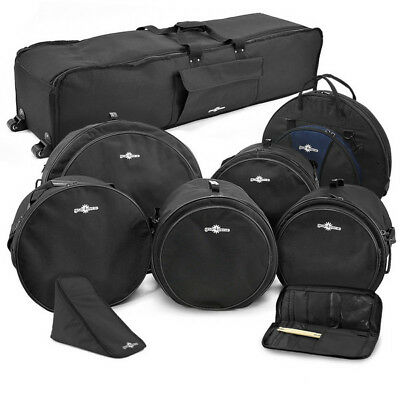 Complete Drum Bag Pack by Gear4music