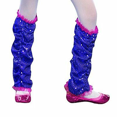 SugarSugar Dance Craze Leg Warmers, Purple, One Size